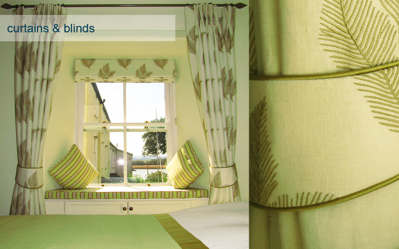 curtains & blinds, Custom House Design.
