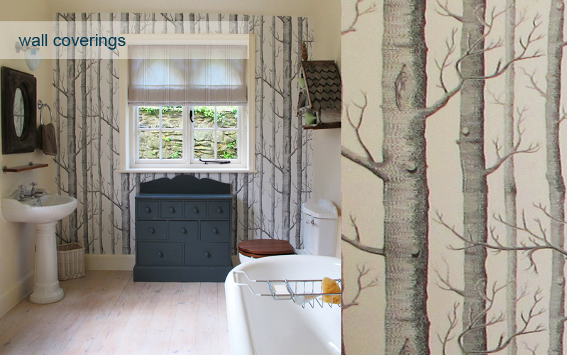 Paint Tiles And Wallpaper Supplied By Custom House Design Interior Designers Exeter Devon
